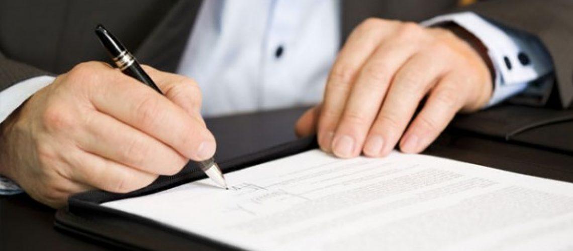 cláusulas do contrato